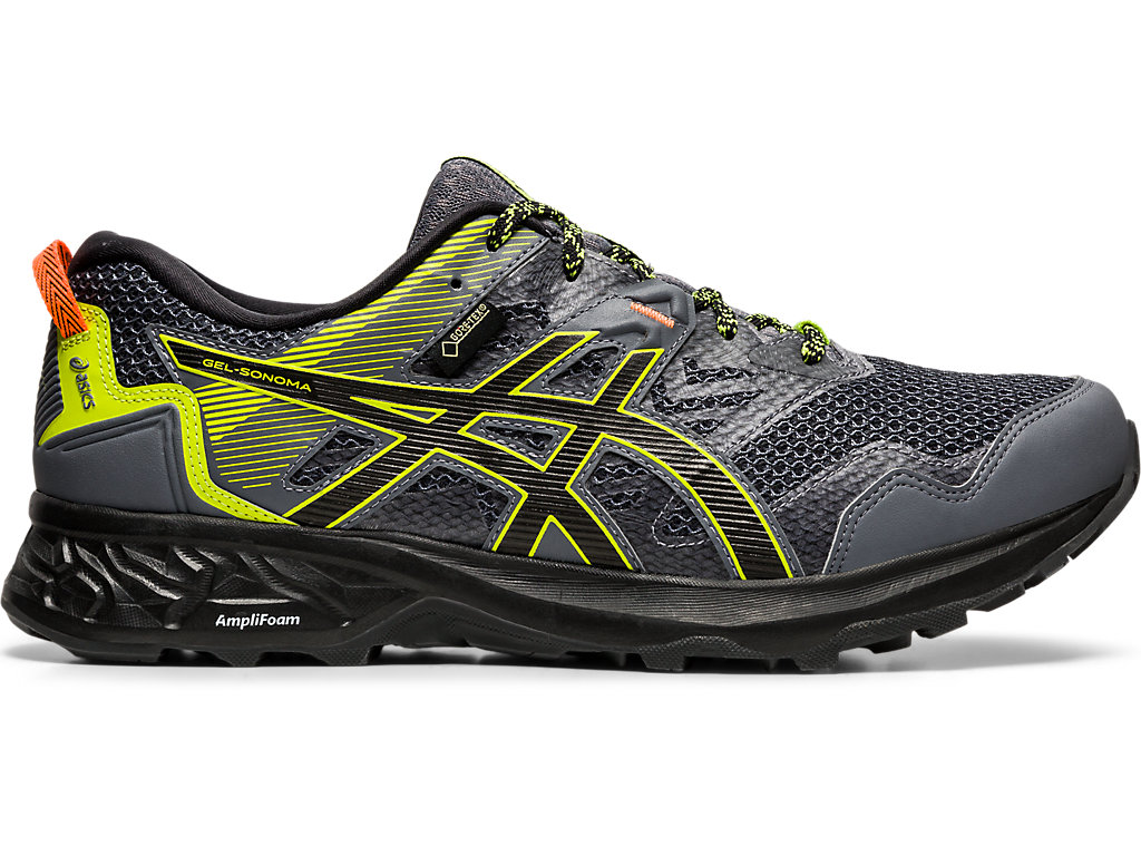 Men's GEL SONOMA™ 5 G TX | METROPOLISBLACK | Trail Running