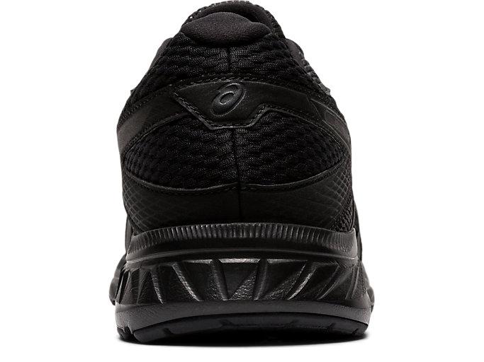 Back view of GEL-CONTEND™ 6, BLACK/BLACK