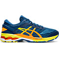 GEL-KAYANO 26: MAKO BLUE/SOUR YUZU