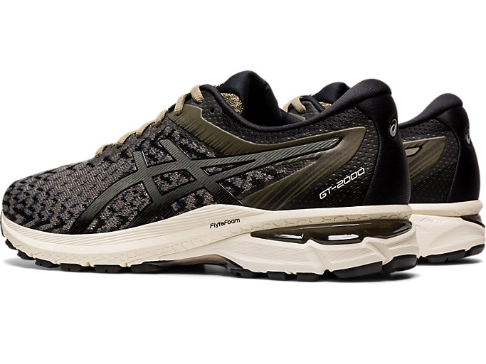 Front Left view of GT-2000™ 8 KNIT, MINK/BLACK