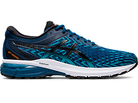 Right side view of GT-2000™ 8 KNIT, MAKO BLUE/BLACK