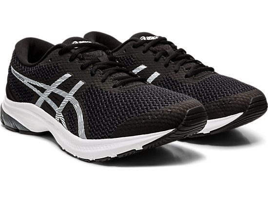 GEL-KUMO LYTE MX BLACK/WHITE