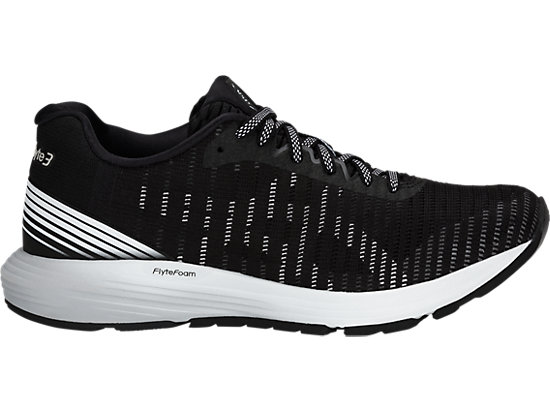 DynaFlyte 3, BLACK/WHITE
