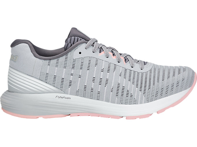 Right side view of DynaFlyte 3, MID GREY/WHITE