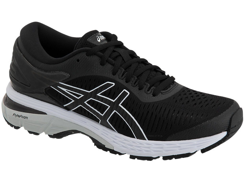 Details about Asics Gel Kayano 25 Women's Running Shoes BlackGlacier Grey