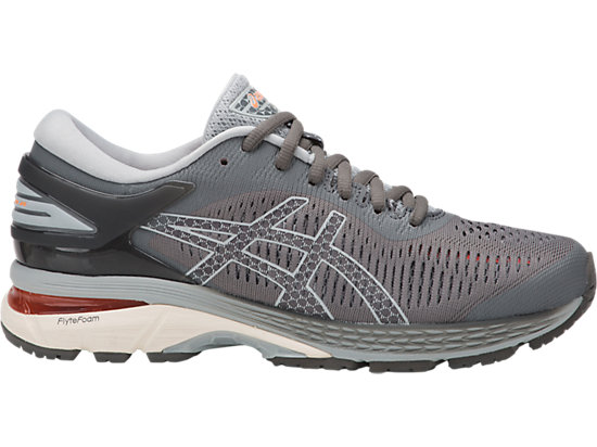 GEL-KAYANO 25, CARBON/MID GREY