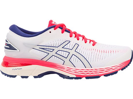 GEL-KAYANO 25, WHITE/WHITE