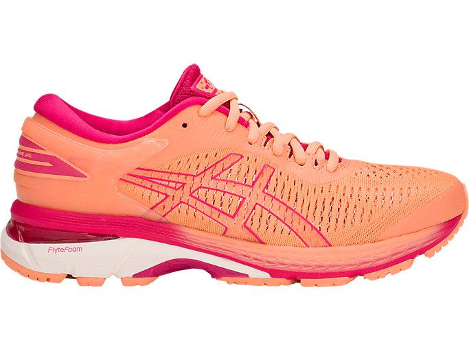 Asics Kayano 25 Womens Running Shoes All Round Running
