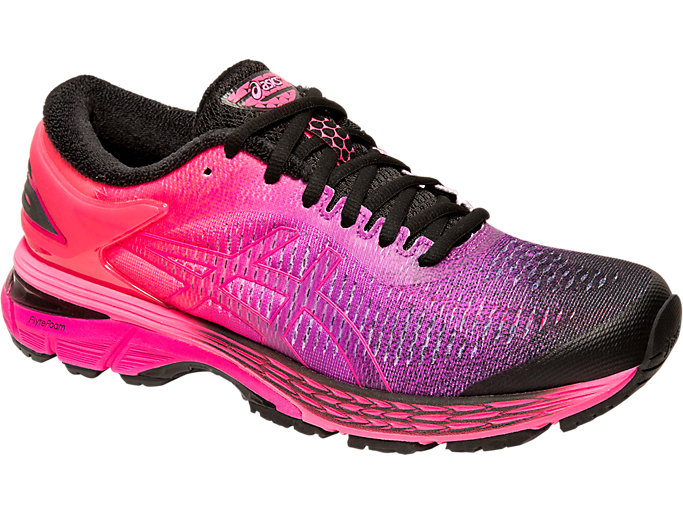 Women's GEL KAYANO 25 SP | BLACKBLACK | Shoes | ASICS
