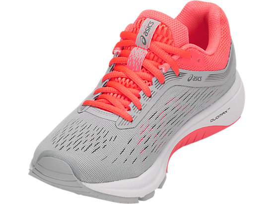 GT-1000 7 MID GREY/FLASH CORAL