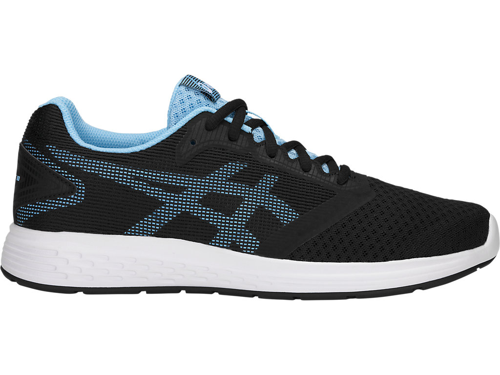 2b90338dfa0 PATRIOT 10 | Women | BLACK/SKYLIGHT | VERDER | ASICS
