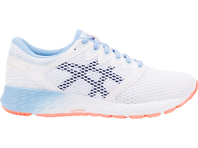Details about Asics Womens Ladies RoadHawk FF 2 Running Shoes Trainers Road Seamless