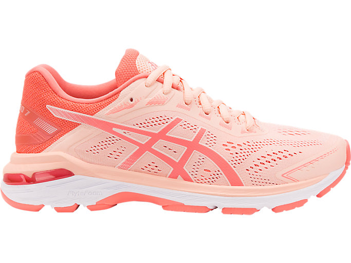 GT-2000 7 | Women | BAKEDPINK/PAPAYA | Road Running | ASICS