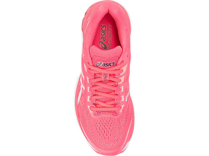 Top view of GT-2000™ 7, PINK CAMEO/WHITE