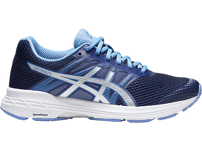 865ca89913e GEL-EXALT 5 | Women | INDIGO BLUE/SILVER | FURTHER | ASICS