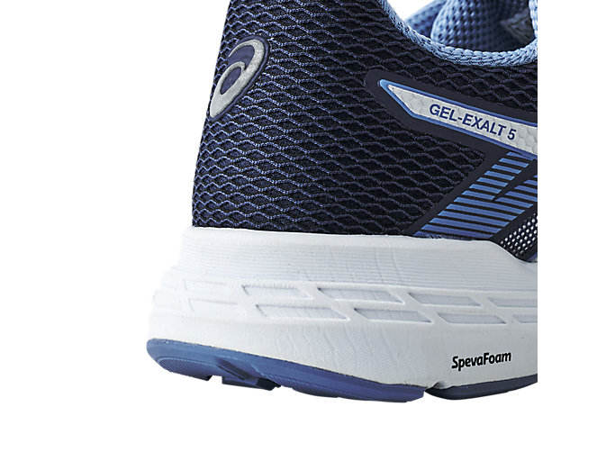 Alternative image view of GEL-EXALT™ 5, INDIGO BLUE/SILVER