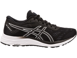 GEL-EXCITE 6, BLACK/WHITE