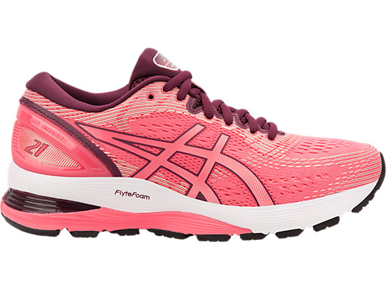 finest selection ce6d7 6f268 Back to Women s Running Shoes. GEL-NIMBUS 21 PINK CAMEO BAKEDPINK