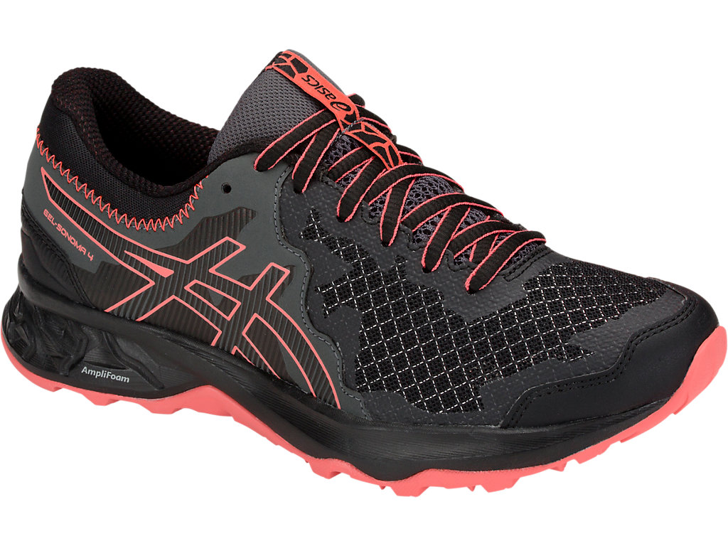 thumbnail 11 - ASICS-Women-039-s-GEL-Sonoma-4-Running-Shoes-1012A160