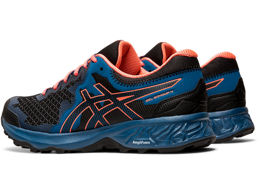 thumbnail 21 - ASICS-Women-039-s-GEL-Sonoma-4-Running-Shoes-1012A160