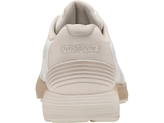 Back view of DynaFlyte 3 SOUND, CREAM/FEATHER GREY
