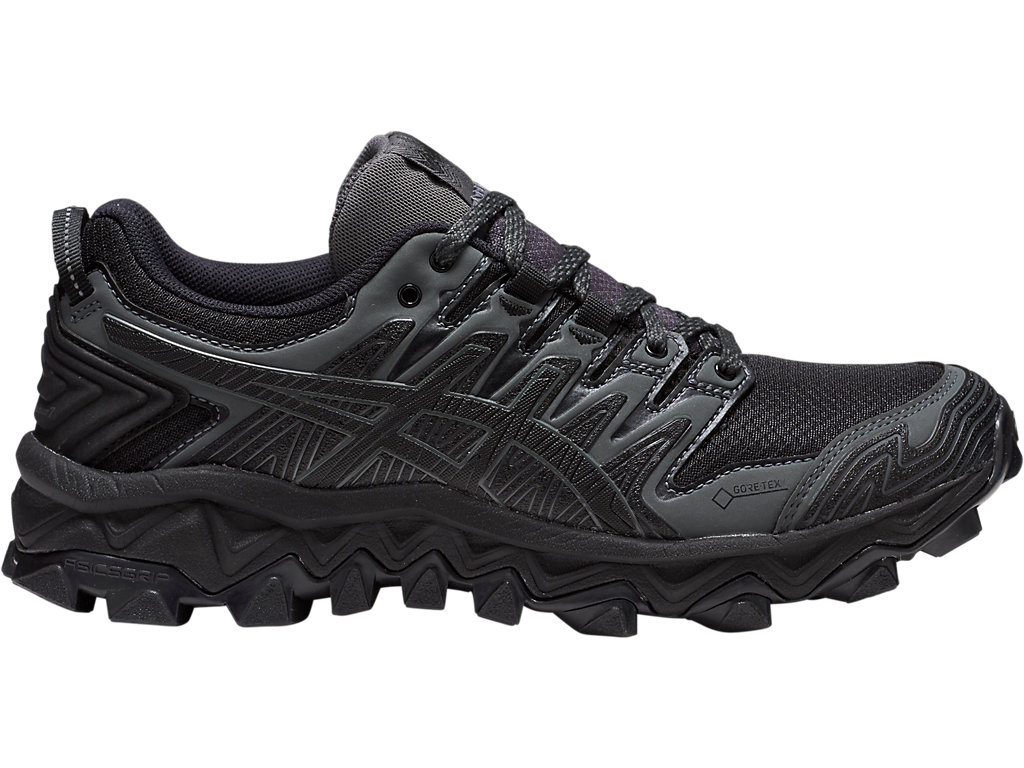 Women's GEL FUJITRABUCO™ 7 G TX | BLACKDARK GREY