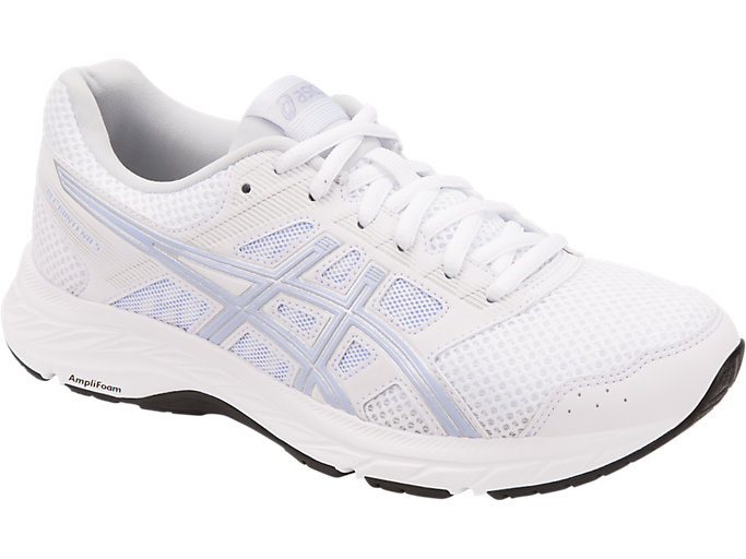 Women's GEL Contend 5 WhiteVaporJoggeskoASICS WhiteVaporJoggesko ASICS