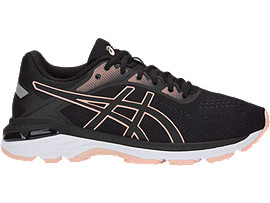 GEL-PURSUE 5, BLACK/BAKEDPINK