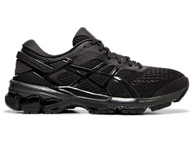 GEL-KAYANO 26, BLACK/BLACK