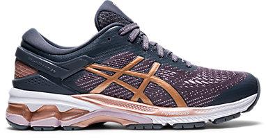 ASICS Gel Kayano 26 Women's Shoes MetropolisRose Gold