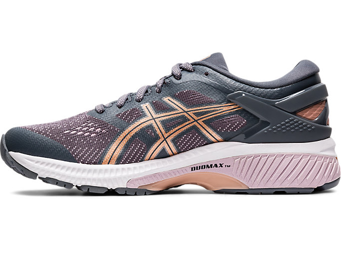 Left side view of GEL-KAYANO 26 (D)