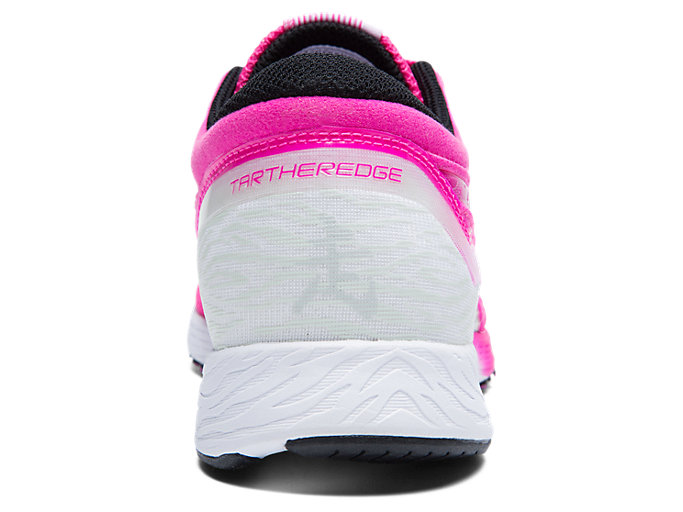 Back view of TARTHEREDGE™, PINK GLO/WHITE