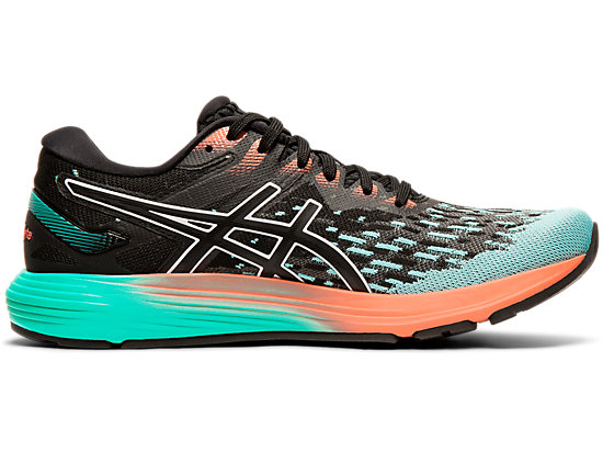 DYNAFLYTE 4 | WOMEN | Black/Ice Mint | ASICS US