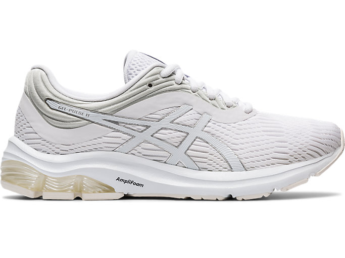 Women's GEL-PULSE 11 | WHITE/PURE SILVER | Running Shoes | ASICS