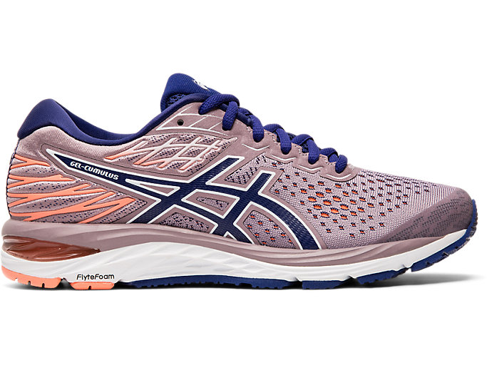 Women's GEL-CUMULUS™ 21 | VIOLET BLUSH/DIVE BLUE ...
