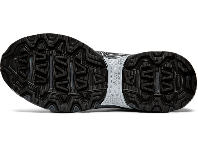 Bottom view of GEL-VENTURE™ 7, BLACK/PIEDMONT GREY