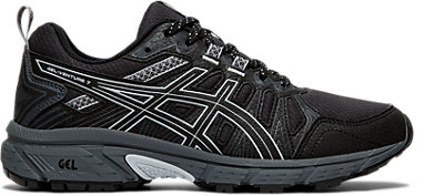 d986e9e0780a GEL-VENTURE 7 | Women | Black/Piedmont Grey | ASICS US