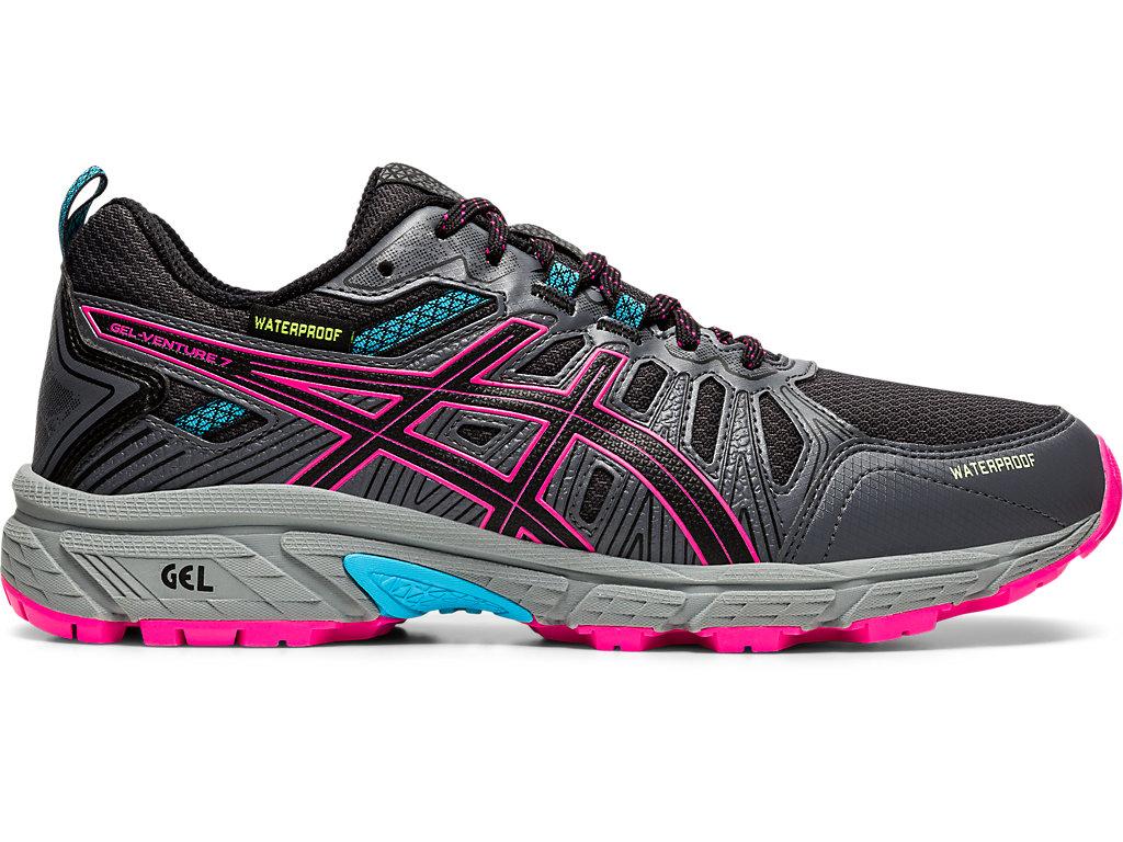 Asics Womens Gel-Venture 7 Waterproof Trail Running Shoes Trainers Sneakers