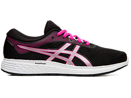 PATRIOT 11, BLACK/PINK GLO