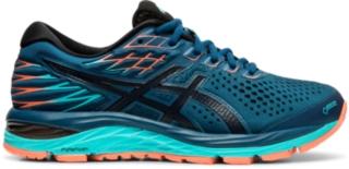 running trainers asics