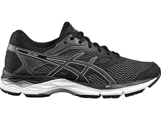 Men's GEL ZONE 6 | BLACKBLACK | Running | ASICS