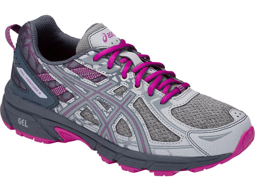 ASICS-Women-039-s-GEL-Venture-6-Trail-Running-Shoes-1012A504 thumbnail 20