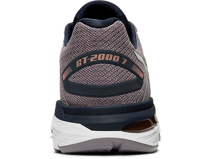 Back view of GT-2000™ 7 TWIST, LAVENDER GREY/SILVER