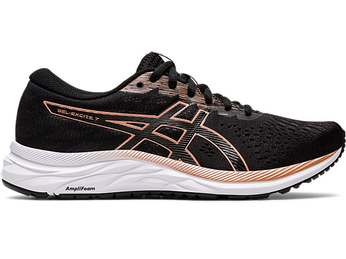 Women's GEL EXCITE™ 7 | BLACKROSE GOLD | Running | ASICS