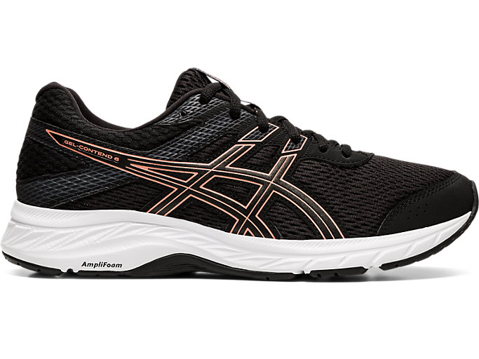 Women's GEL CONTEND™ 6 | BLACKROSE GOLD | Scarpe da Running