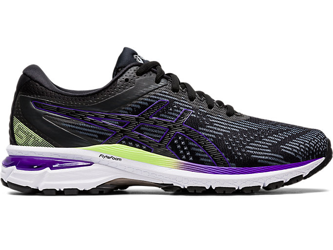 Women's GT 2000 8 | BLACKSHEET ROCK | Running | ASICS
