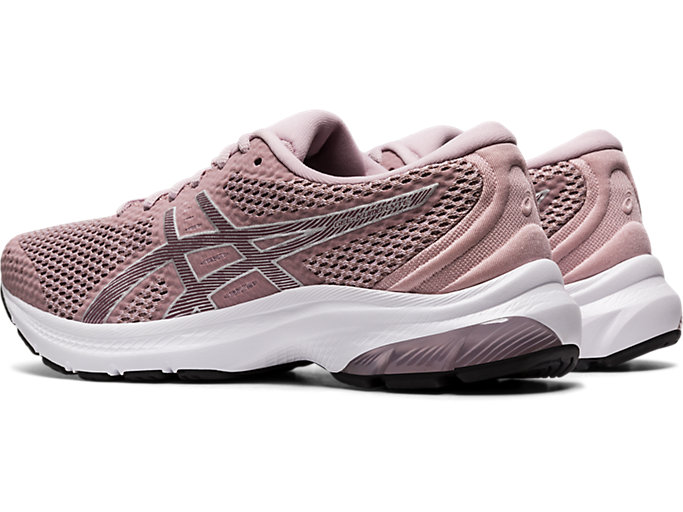 Front Left view of GEL-KUMO LYTE MX, WATERSHED ROSE/PURPLE OXIDE