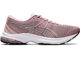 Right side view of GEL-KUMO LYTE MX, WATERSHED ROSE/PURPLE OXIDE