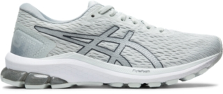 womens white asics running shoes