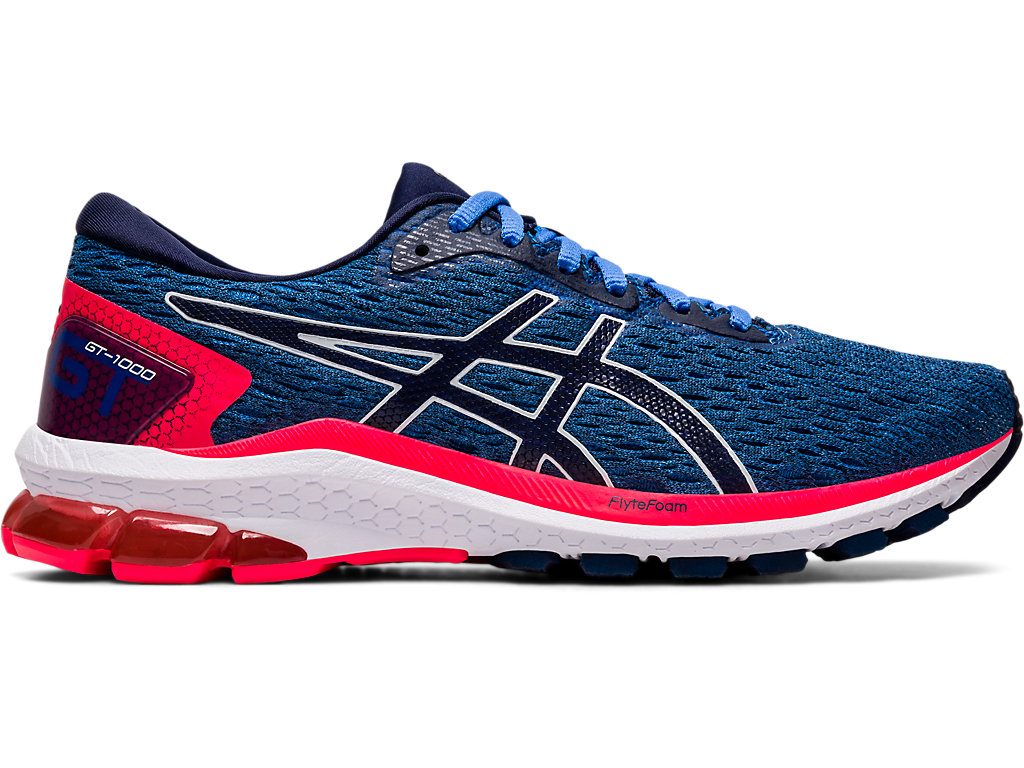 Women's GT-1000™ 9 | BLUE COAST/PEACOAT | Laufschuhe | ASICS